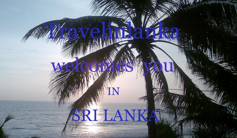 Travelinlanka welcomes you